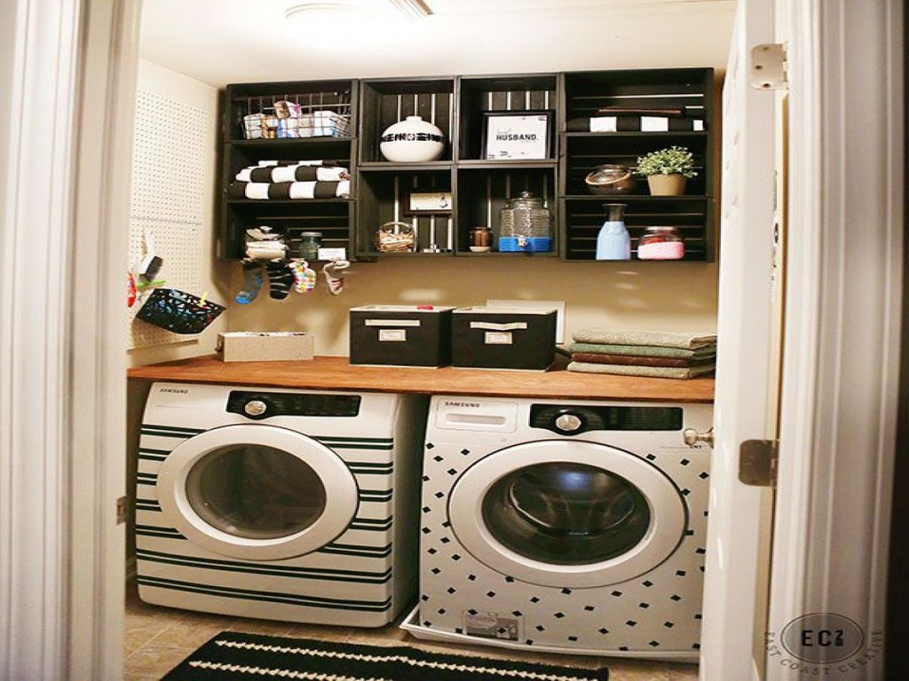Room Makeover Ideas Small Laundry Room Idea Laundry Room Painting Wood Paneling Without Sanding