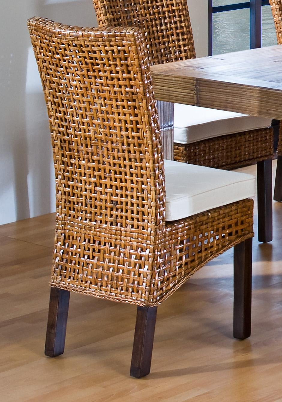 Ross Archery August 2015 How To Repair Rattan Dining Chairs