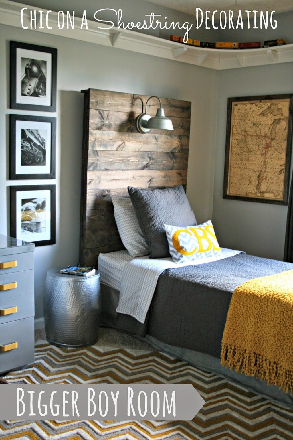 Rustic Headboard Light Fixture How To Make A Header Two Queen Size Headboards