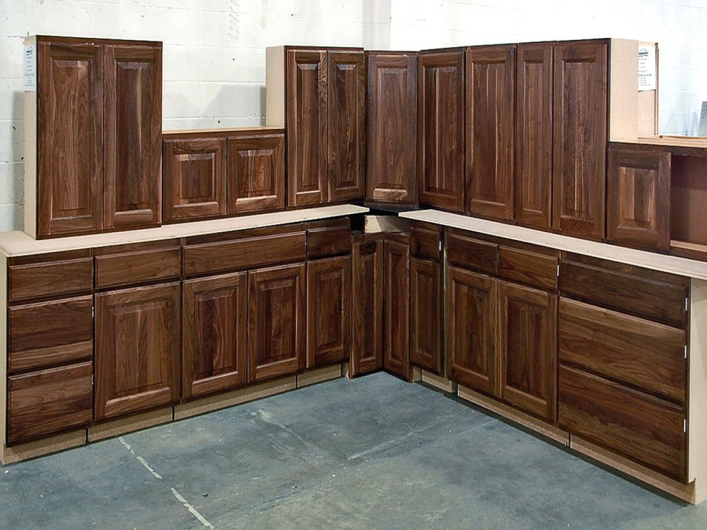Kitchen Tile Ideas For Hickory Cabinets