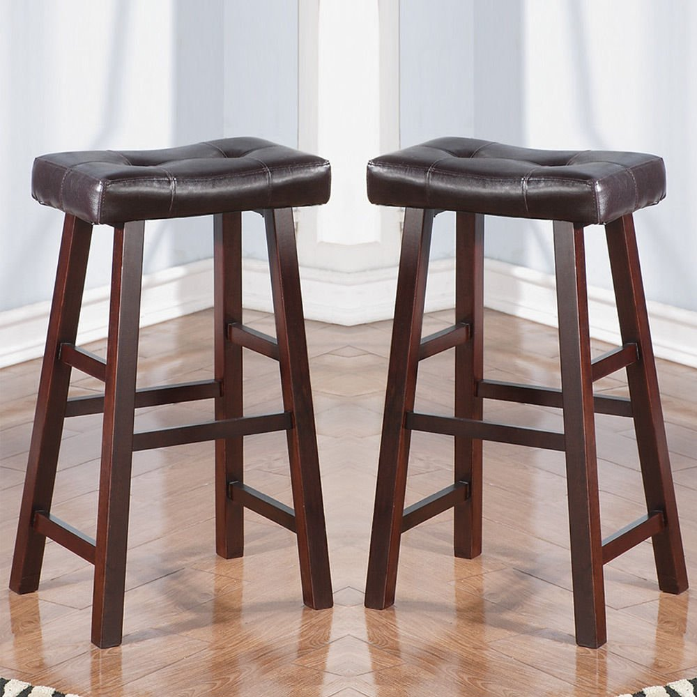Saddle Counter Stool Bar Home Idea Collection Ideas Kitchen Counter Stools