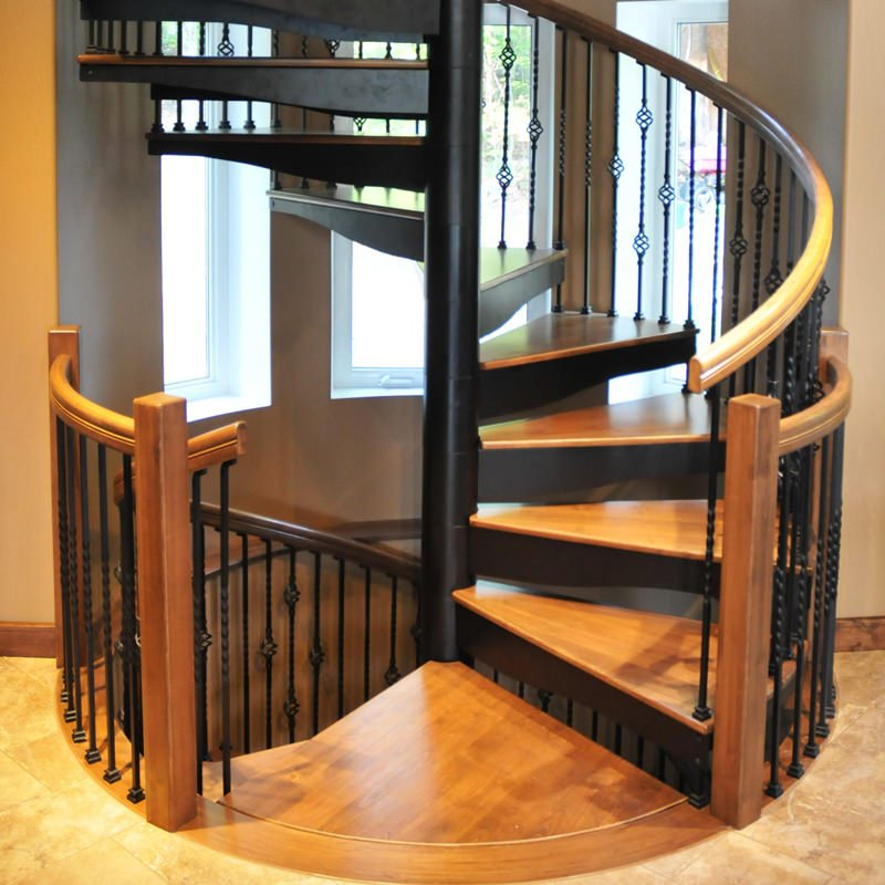 Salter Spiral Stair Product Indoor Outdoor Spiral Outdoor Wooden Spiral Staircase