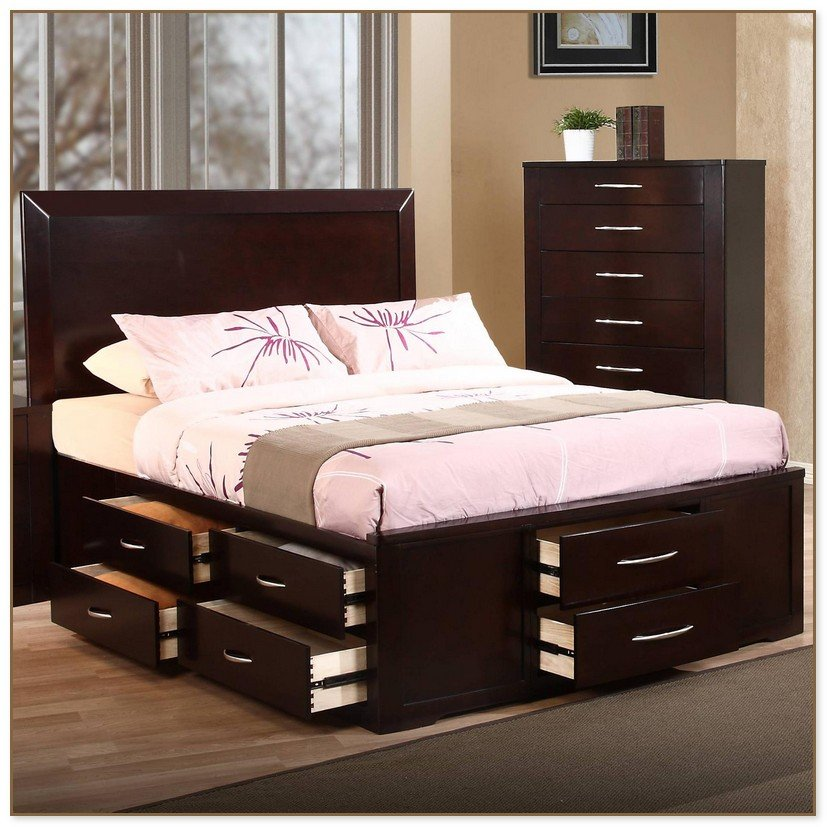Sear Twin Bed Frame Making Wooden Queen Bed Frame