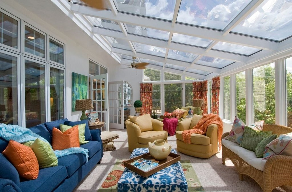 Season Sunroom Lightandwiregallery 4 Bedroom Stone Look Laminate Flooring Ideas
