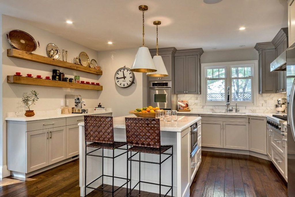 Shaped Kitchen Small Island Dimension Gray Kitchen Islands With Stools Ideas