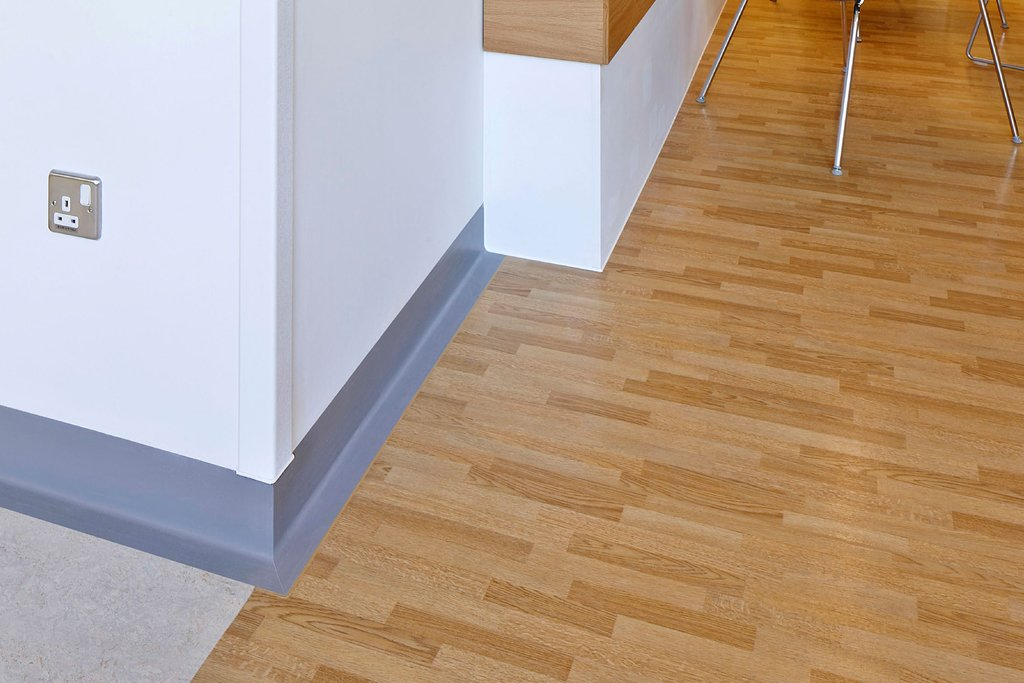 Skirting Capping Sultaco What Is Resilient Flooring Tile