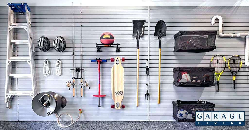 Slat Wall Accessory Craftsman Garage Cabinet System Plywood Siding Ply Bead Panel