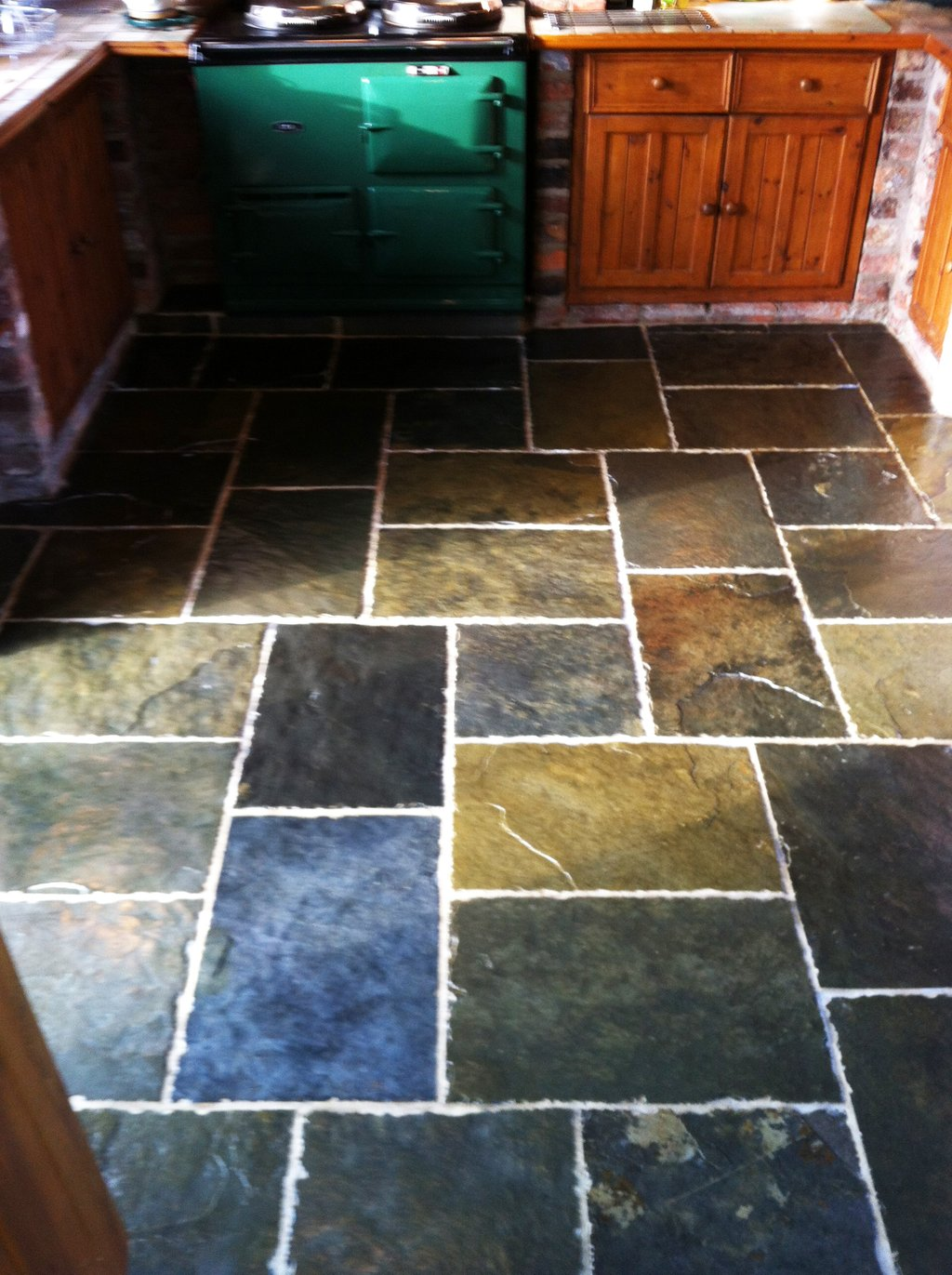 Slate Floor Cleaning Stockport North West Sk Floor Mild Soap For Slate Tile Flooring