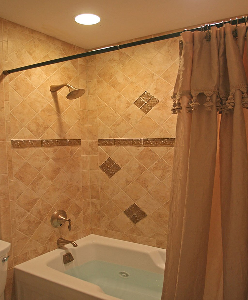 Small Bathroom Tile Shower Stalls For Small Bathrooms