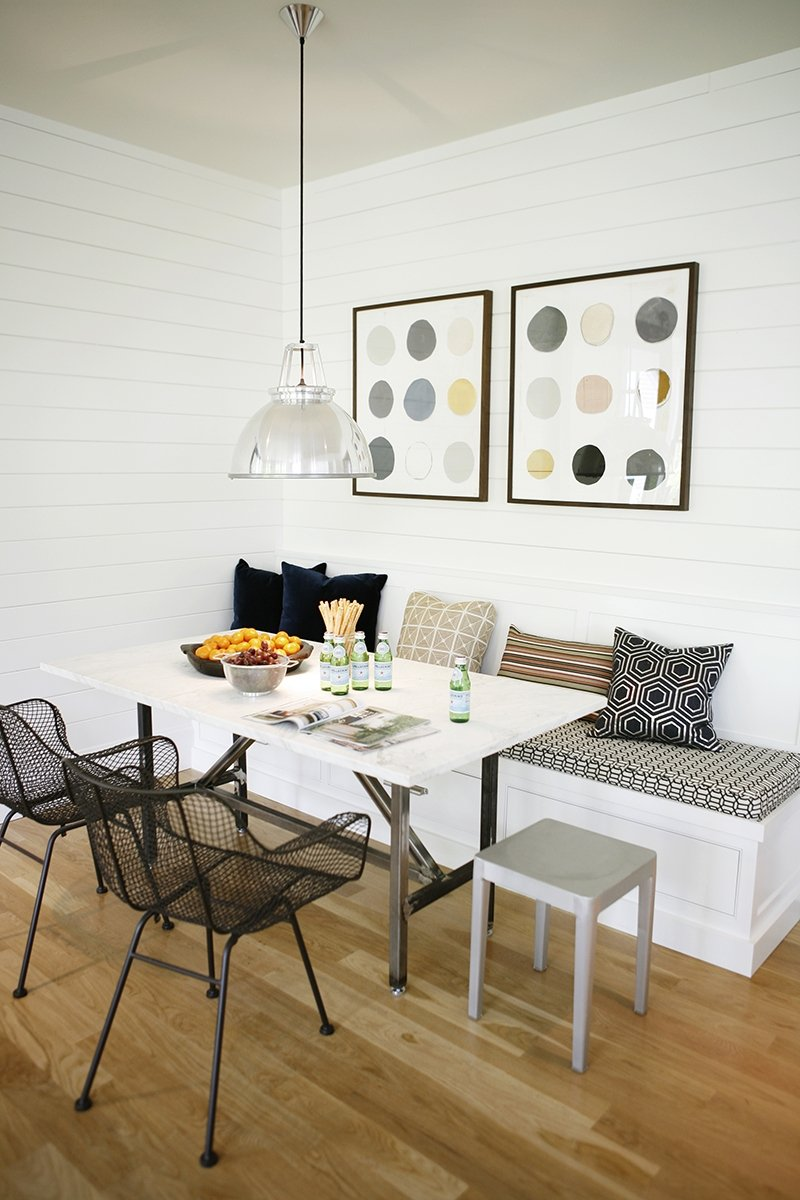 Small Dining Room Decoration Simple Breakfast Nook   Furniture Ideas
