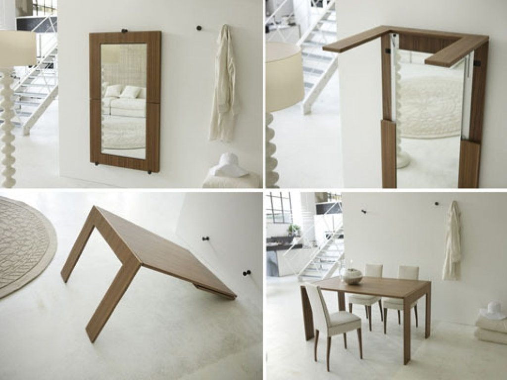 Small Kitchen Table Small Spaces Folding Kitchen Best Foldable Dining Table