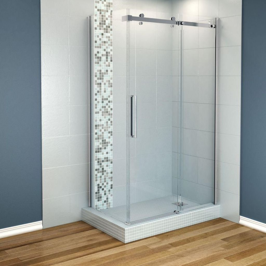 Small Shower Stall Design Homy Design Small Shower Stalls For Small Bathrooms