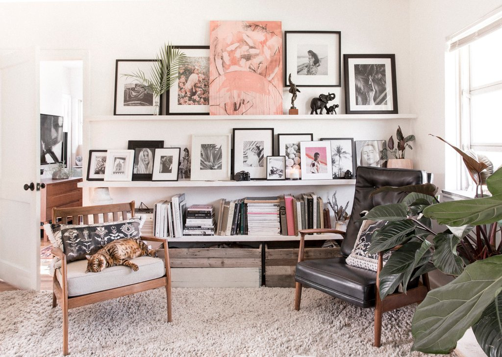 Small Space Decor Tip Gorgeou Boho Apartment Living Room For Small Space