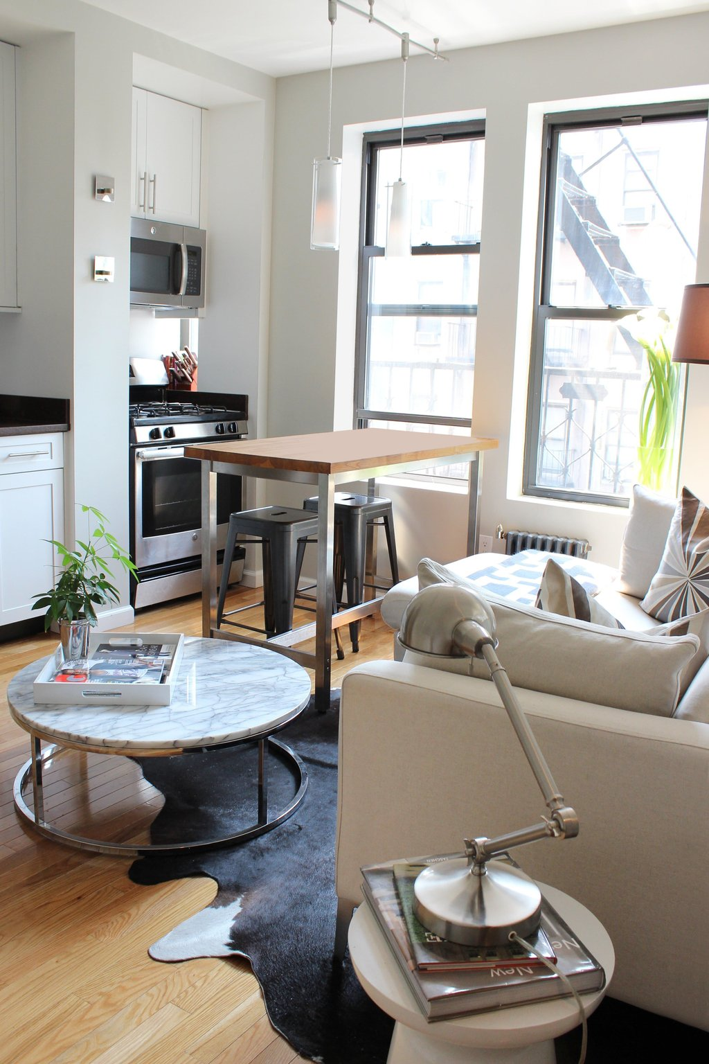 Small Space Superstars Top Tour Tiny Apartment How To Installing Wine Cooler Cabinet