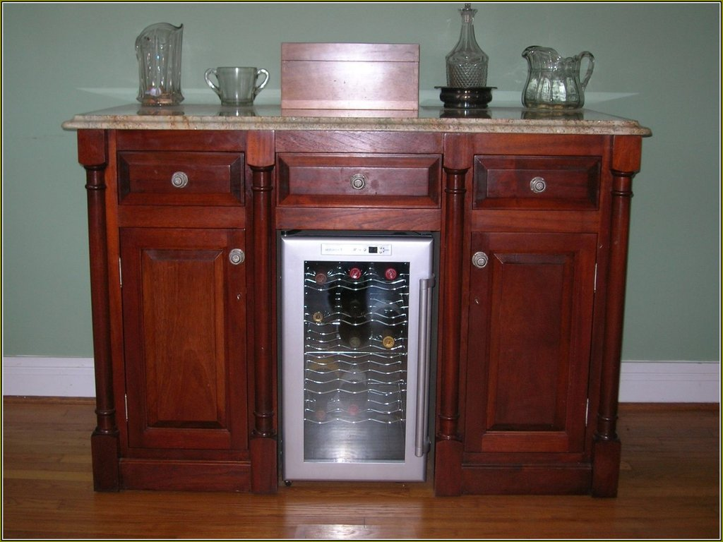 Small Wine Fridge Cabinet Cabinet 51682 Home Design Idea How To Installing Wine Cooler Cabinet