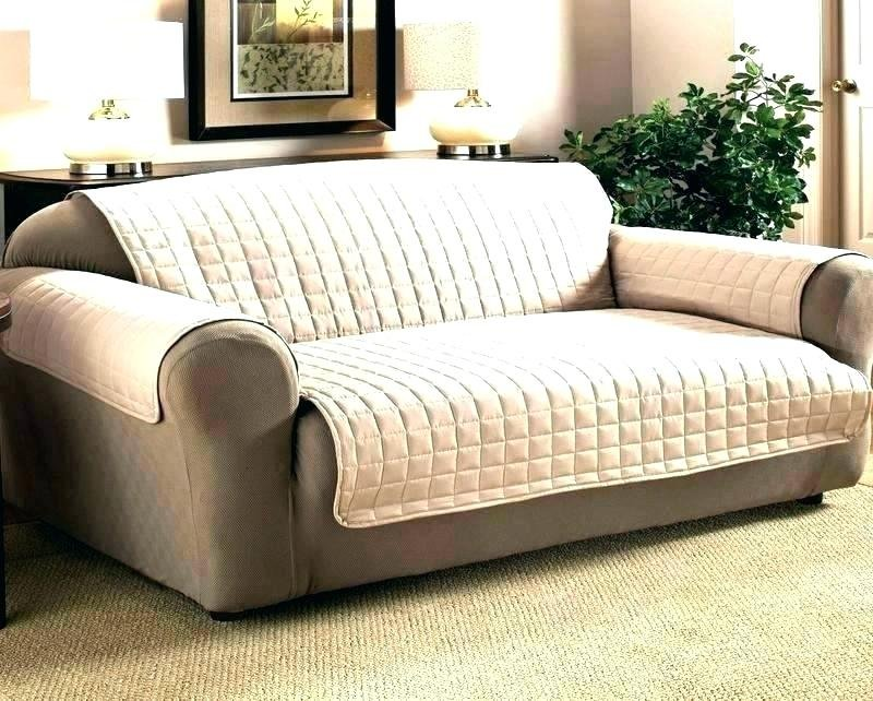 Sofa Cover Sectional Piece Sectional Slip Sofa Protector Home Ideas