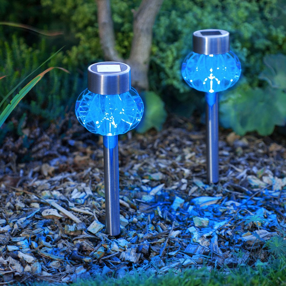 Solar Light Garden Idea Uk Solar Landscape Lighting