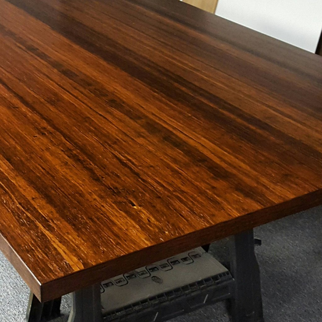 Solid Wood Table Top Finish Flintalleyfurniture How To Build Round Wood Table Tops
