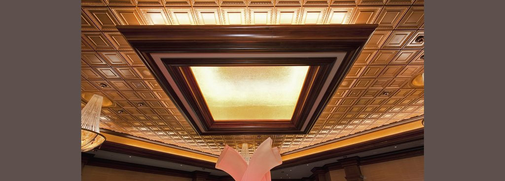 Specialty Plaster Ceiling Tile Decorative Copper Ceiling Tiles Tips