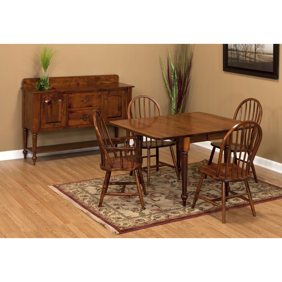 Spring Valley Collection Drop Leaf Dining Table Amish Making An Drop Leaf Kitchen Table