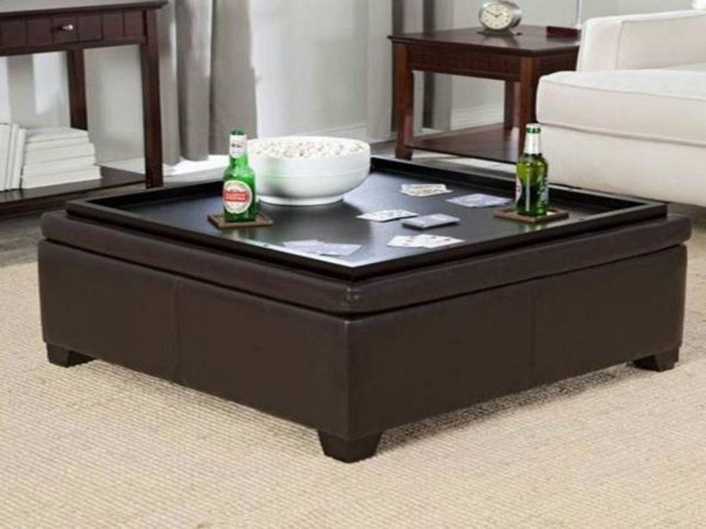 Square Ottoman Coffee Table Large Size Augustineventure Small Square Ottoman Coffee Table