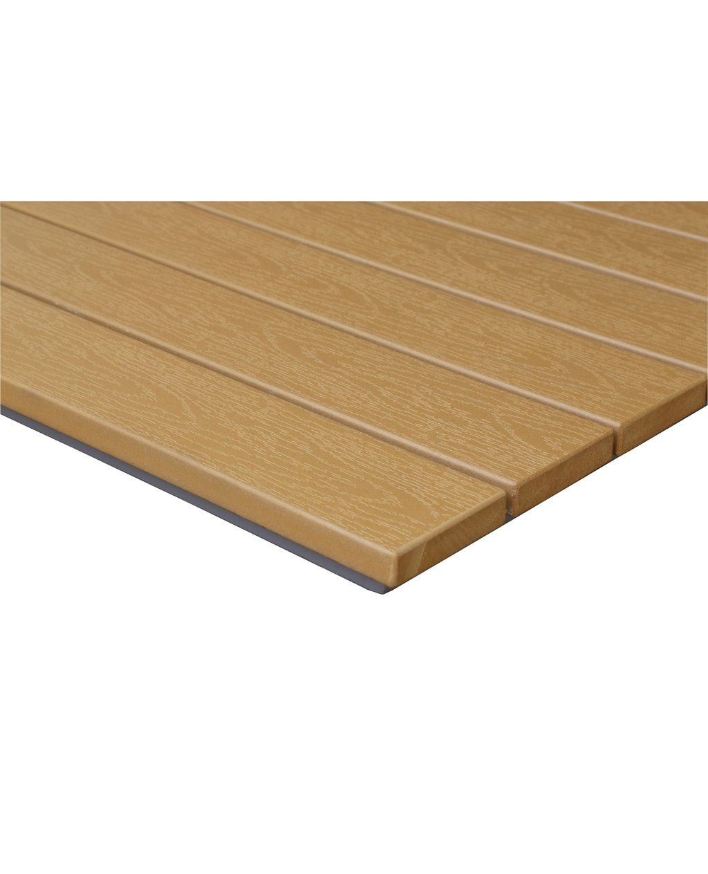 St Series Synthetic Teak Table Top Indoor Outdoor Table Top How To Build Round Wood Table Tops