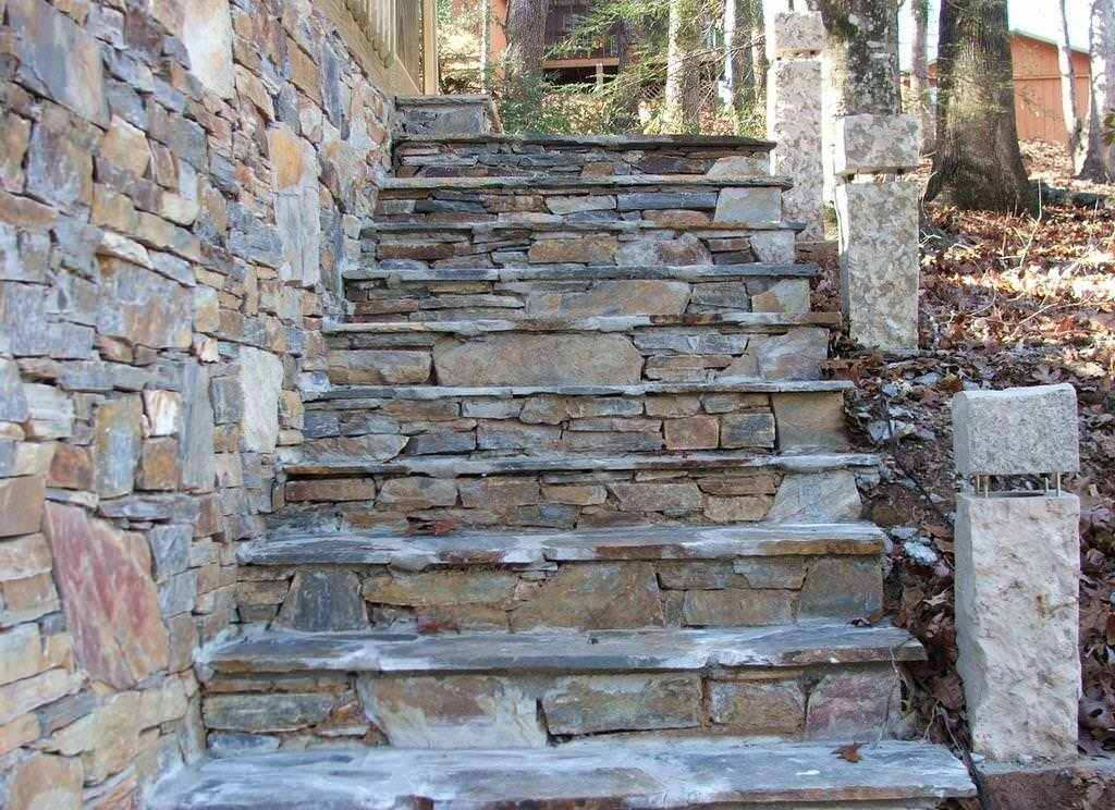 Stone Staircase Tedx Design Choosing Padded Headboard Ideas