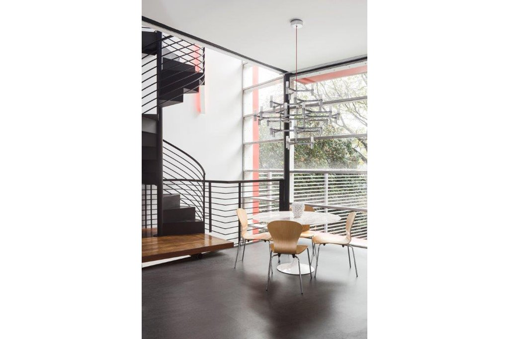 Stunning Bouldin Contemporary List 1 2m Curbed Austin Outdoor Wooden Spiral Staircase