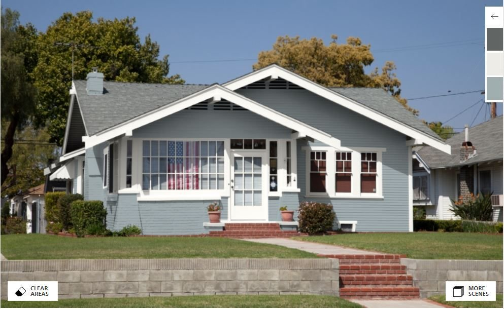 Sw 9138 221 C3 Stardew Remodel Exterior Idea House Popular Paint Of Wood Siding Types