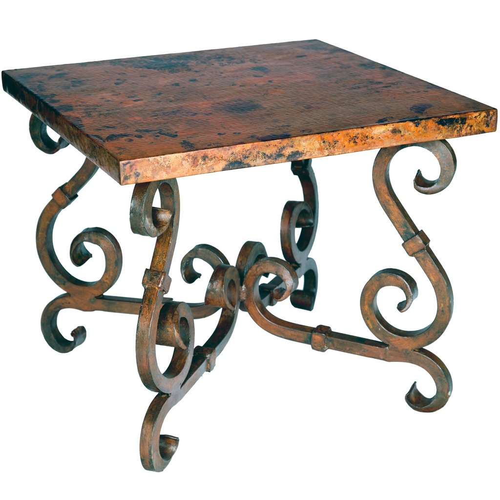 Table Design Rod Iron Table Rustic French How To Restore Wrought Iron End Tables