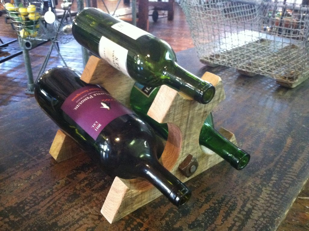Table Top Wine Rack How To Build Round Wood Table Tops