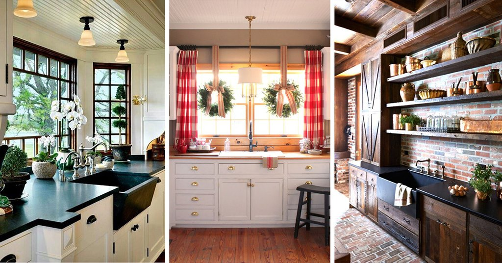Tag Rustic Kitchen Design Picture Kitchen Rustic Maple Kitchen Cabinets