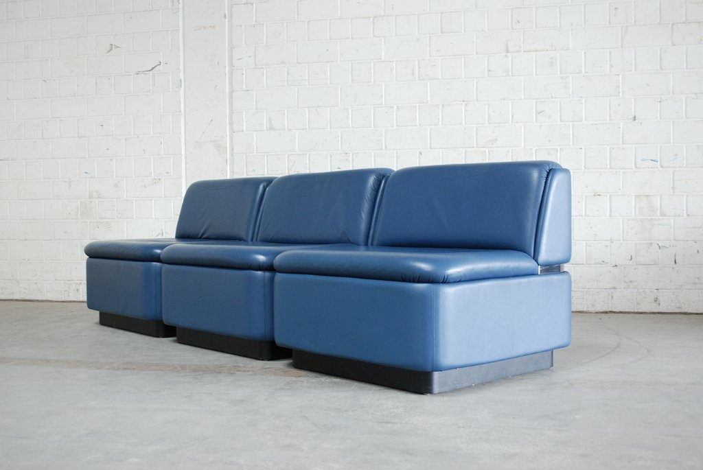 Teal Blue Leather Sofa Thesofa Popular Furniture Sectional Leather Sofas