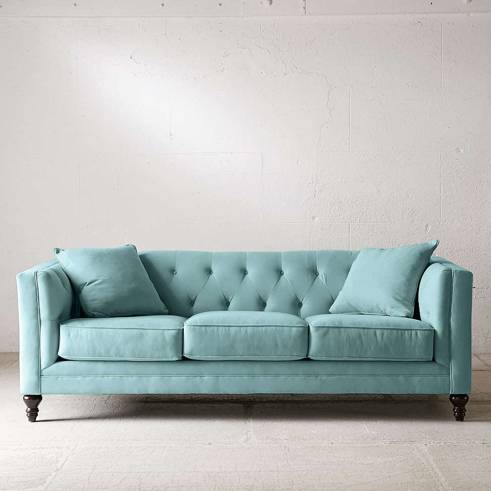 Teal Sofa Bonitum Spring Blue Sofa Sofa Thesofa Deep Sectional Sofas Living Room Furniture
