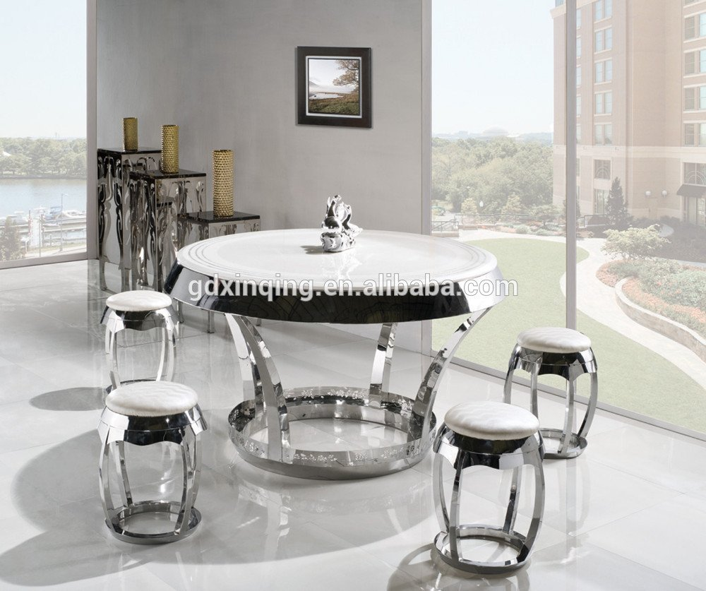 Th282 Modern Design Marble Dining Table Set Buy Round Marble Dining Table Ideas