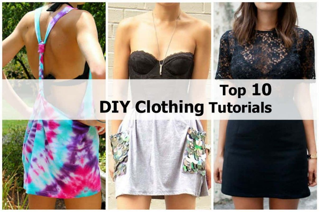 Top 10 Diy Clothing Tutorial Ideas For Wooden Clothes Rack