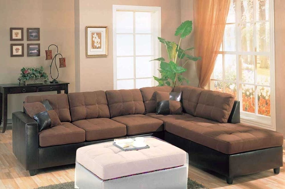 Top 10 Leather Suede Sectional Sofa How To Reapir A Microsuede Sofa