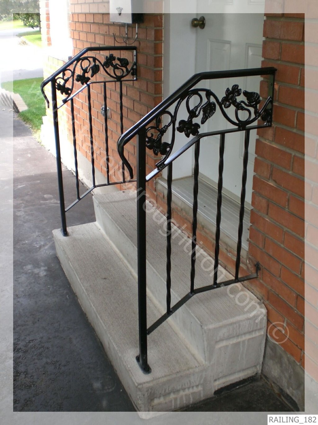 Top 28 Wrought Iron Railing Picture Steel Handrail Clean The Decorative Wrought Iron Railing