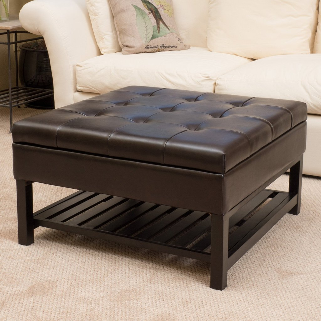 Tufted Ottoman Coffee Table Large Size Ottoman How To Make Round Ottoman Coffee Table