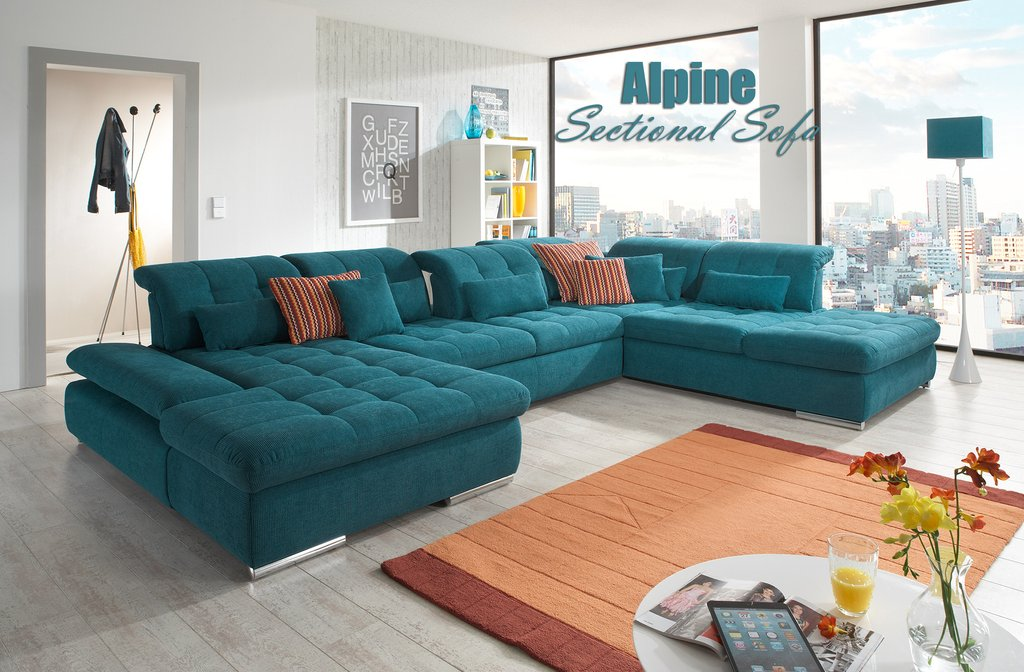 Turquoise Sectional Sofa Signature Design Ashley Darcy Deep Sectional Sofas Living Room Furniture