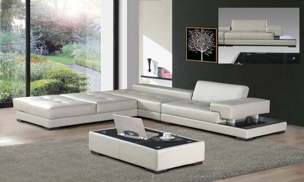 Type Living Room Chairs Brown Living Room Corner Sofa Sectional Sofas For Small Spaces Modern