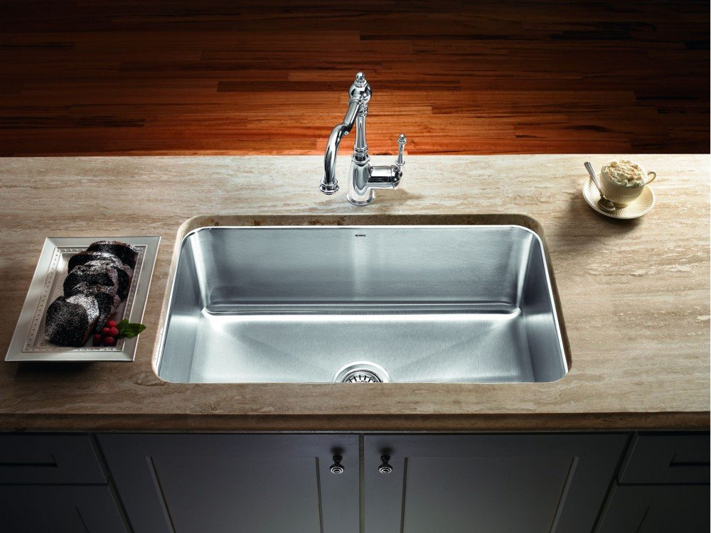 Undermount Kitchen Sink Size Kitchentoday Advantages Single Bowl Kitchen Sink