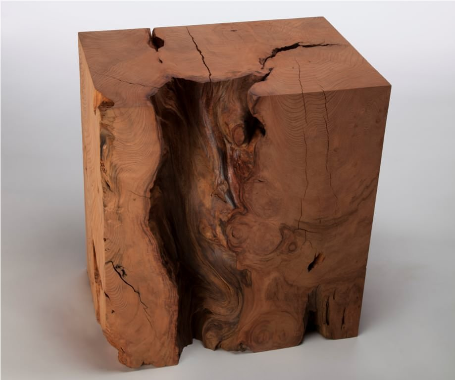 Unique Decorative Tree Stump Table House Make A Tree Trunk Coffee Table