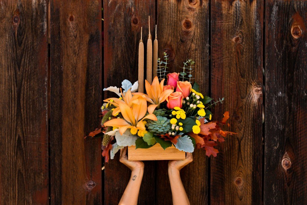 Unique Thanksgiving Centerpiece Table Dining Room Table Centerpieces Ideas