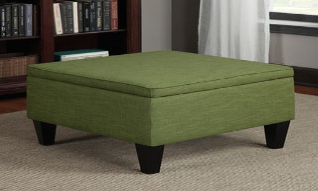 Upholstered Ottoman Storage Green Storage Ottoman Coffee How To Make Round Ottoman Coffee Table