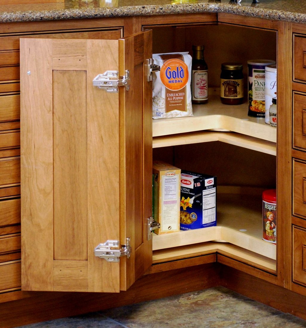 Upper Corner Kitchen Cabinet Storage Gallery Creative Corner Kitchen Table