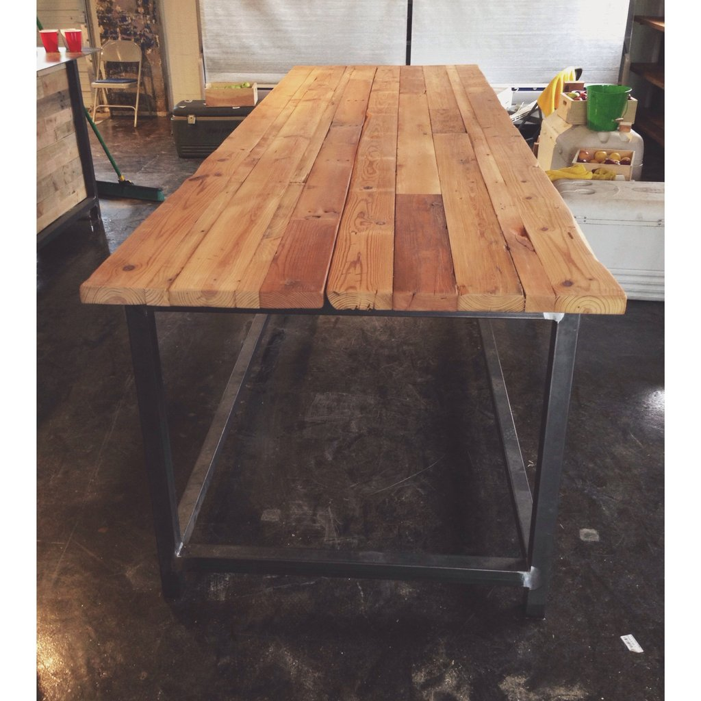 Urban Acre Farmstead Installation Grain How To Build Round Wood Table Tops