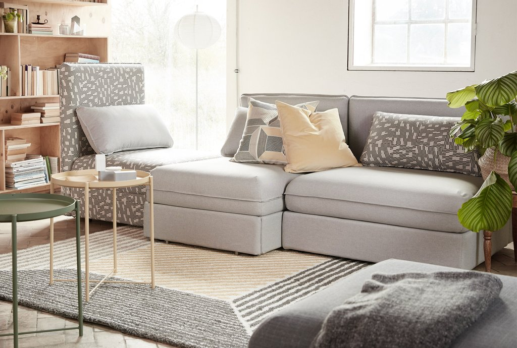 Vallentuna Collection Ikea Modular Sofas For Small Spaces