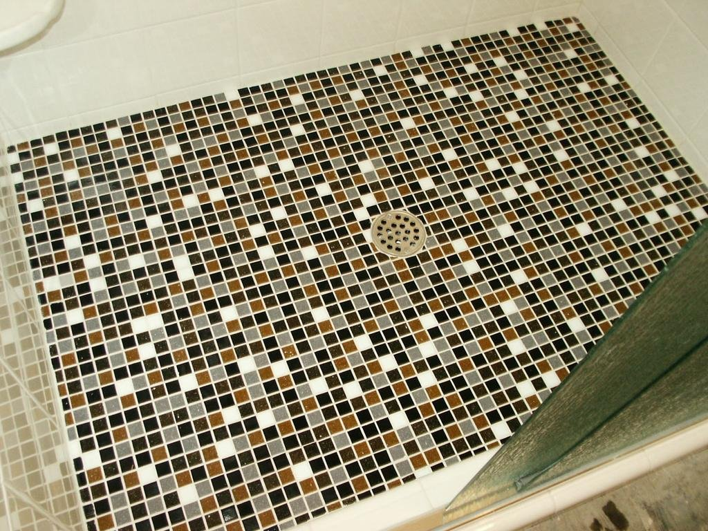 View Entire Photo Gallery Heritage Custom Tile Installation Of Pebble Tile