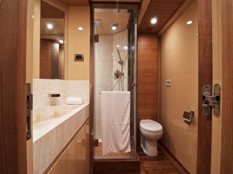 Vizimac Elegant Small Bathroom Tiling Idea Small How To Match Thermofoil Cabinet Doors